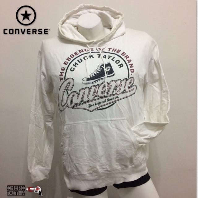 converse chuck sweatshirt