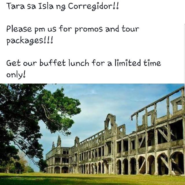 Corregidor Promo Tours
