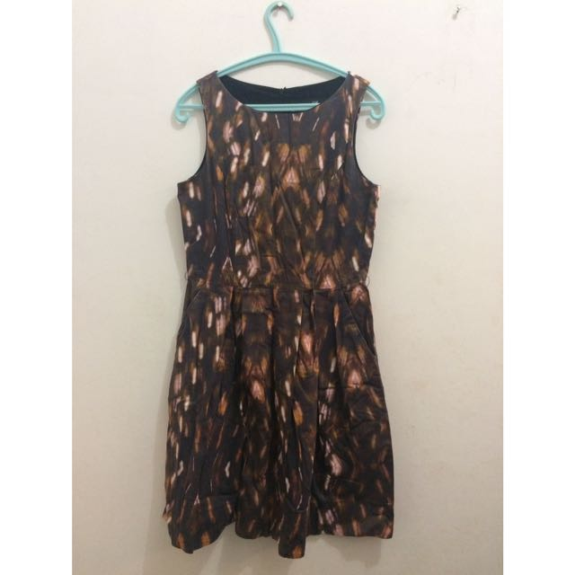 Dress Abstract