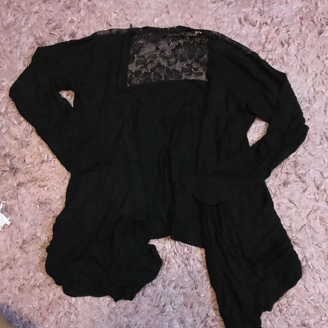 F21 BLACK OUTER