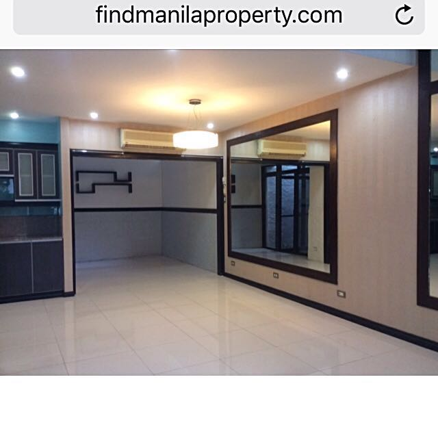 For Lease / Sale: Townhouse in Greenmeadows, Quezon City