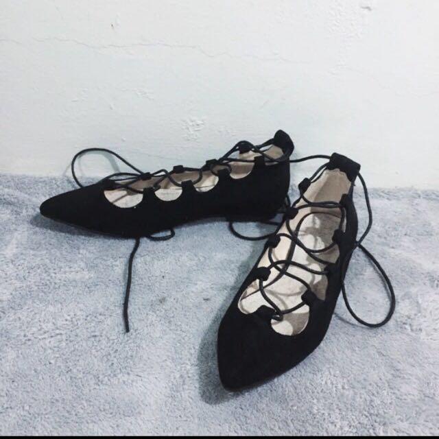 Glamorous平底尖頭鞋