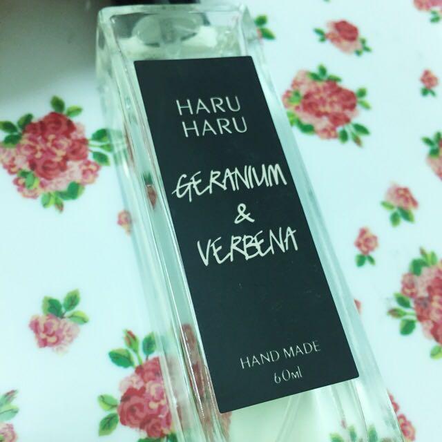 Haru Haru Geranium & Verbena 手工香水
