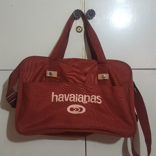 Repriced! Havaianas Travel Bag