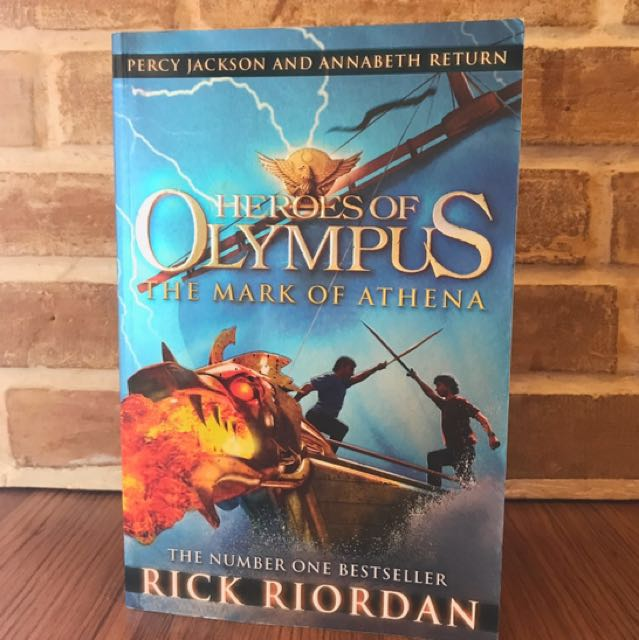 Heroes of Olympus: The Mark of Athena