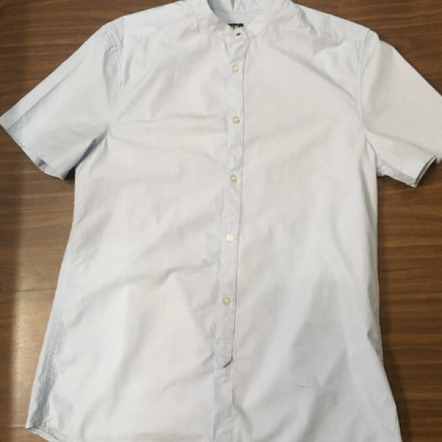 H&M Polo Chinese Collar