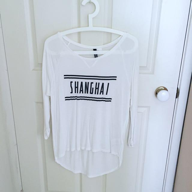 H&M Shanghai Shirt