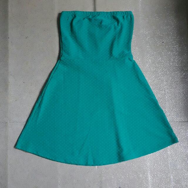 HnM Divided Mini Skirt Tosca