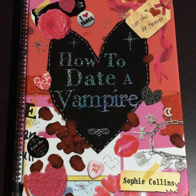 How To Date A Vampire - Twilight Book