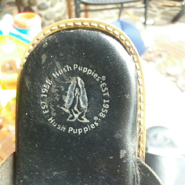 Hush Puppies Sandal Kulit Original