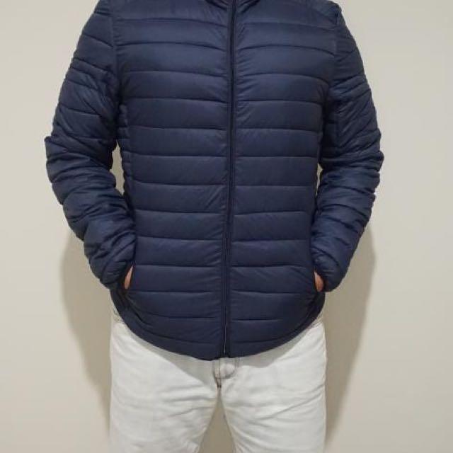 jacket jaket motor winter pull&bear