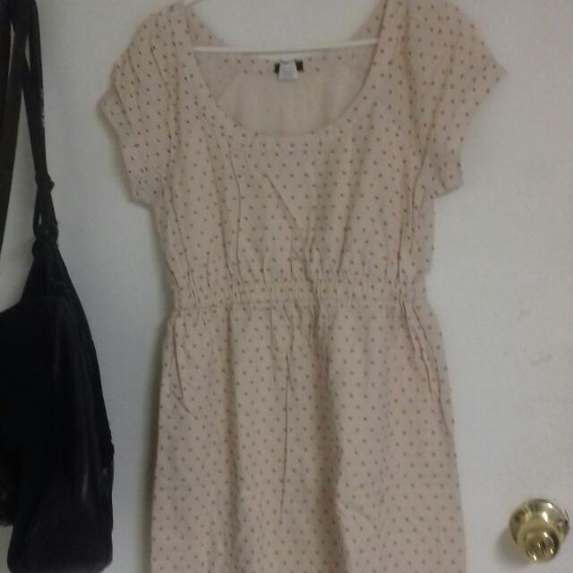 JCrew Polka Dot Dress