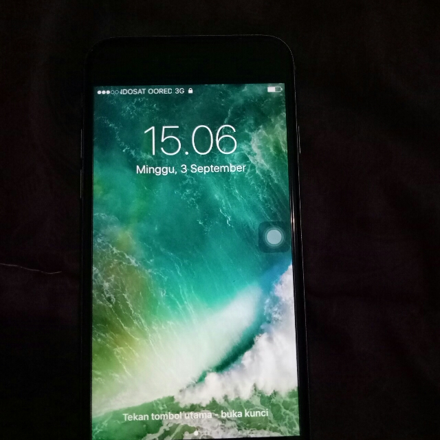 Jual preloved iphone 6 64gb. Garansi Ex Inter