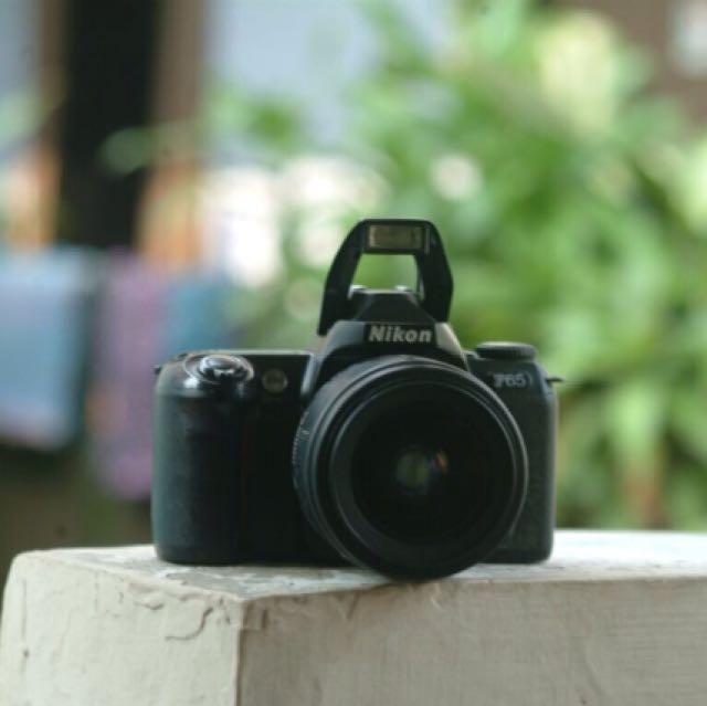 KAMERA ANALOG / JADUL / FILM / VINTAGE Nikon F65