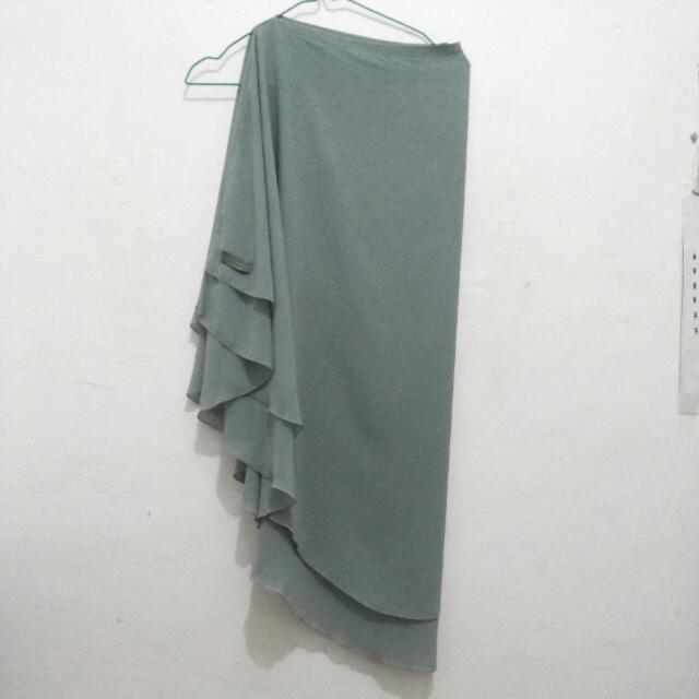 Khimar Two Layers - Nonpet