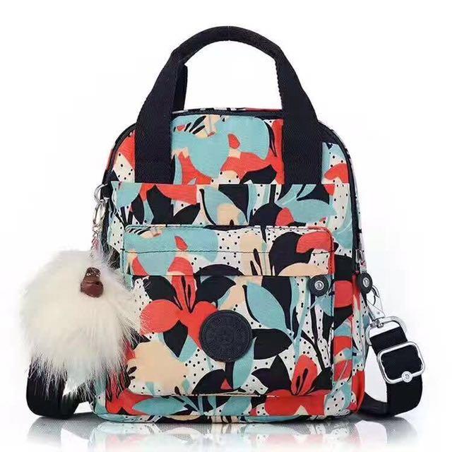 2d6e14fd49 Kipling Mini Backpack / Handbag, Women's Fashion, Bags & Wallets on  Carousell