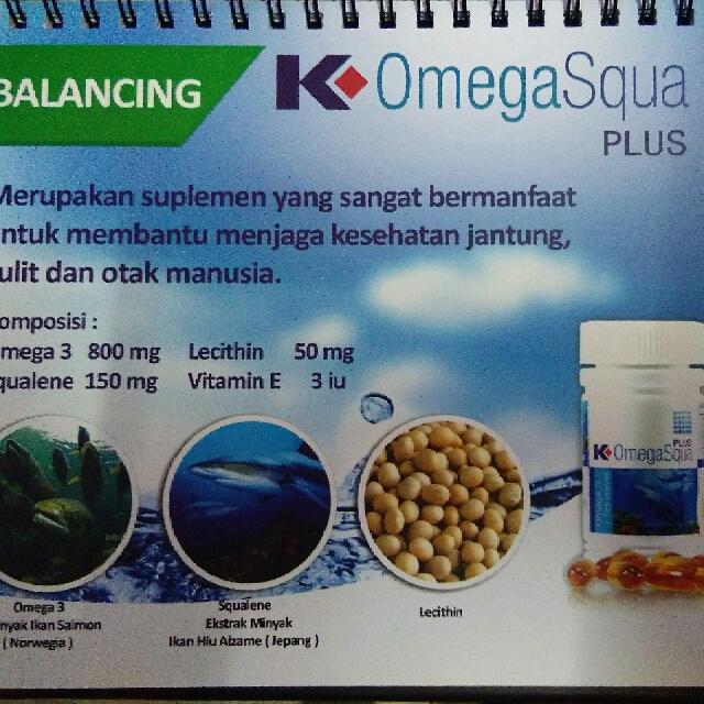 K Omega Squa Plus Health Beauty Skin Bath Body On Carousell