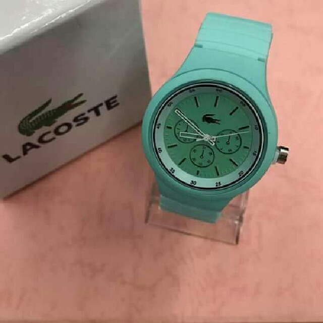 Lacoste Watch With Box
