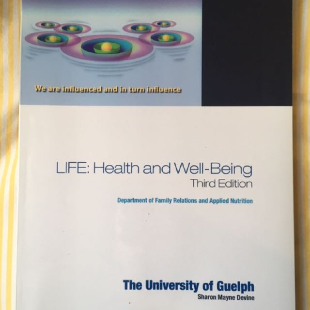 Life: Health and Well-Being
