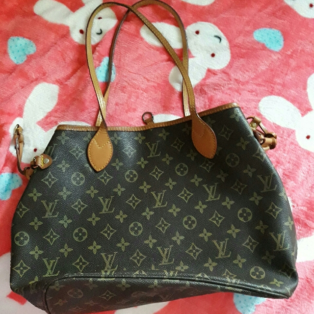 1e5e54a1c2e6 Louis Vuitton Authentic Bag