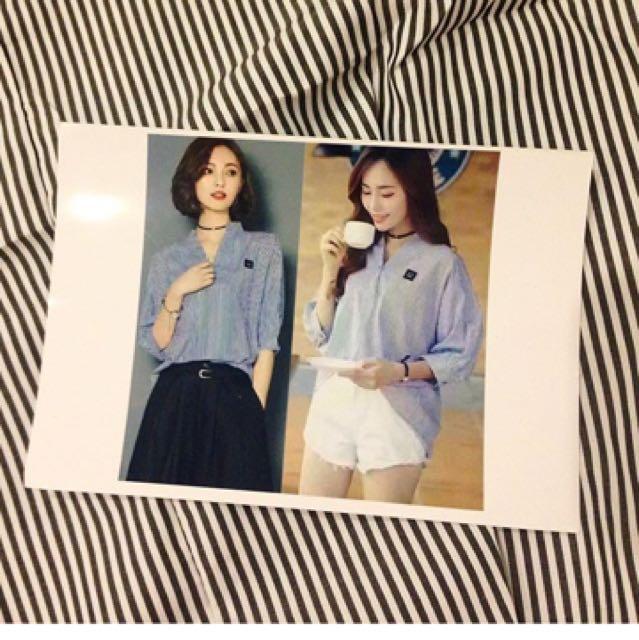 Marceline blouse / top