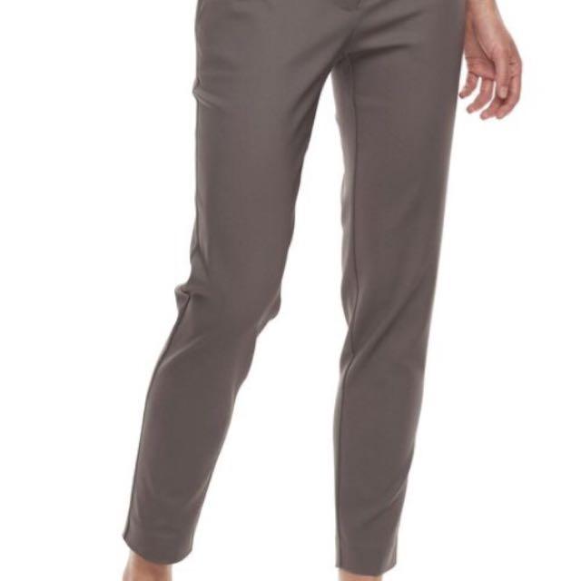 Memo Brown Pants