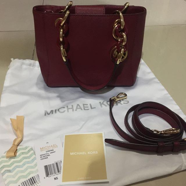 Michael Kors Cynthia