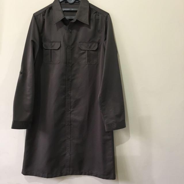 Minimal top/dress