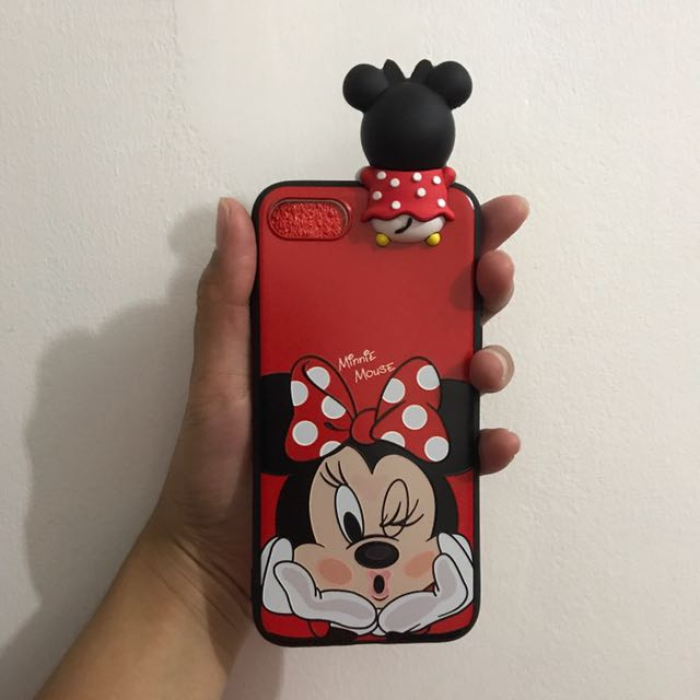 Minnie Mouse casing for Iphone 7