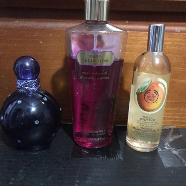 Mix fragrance