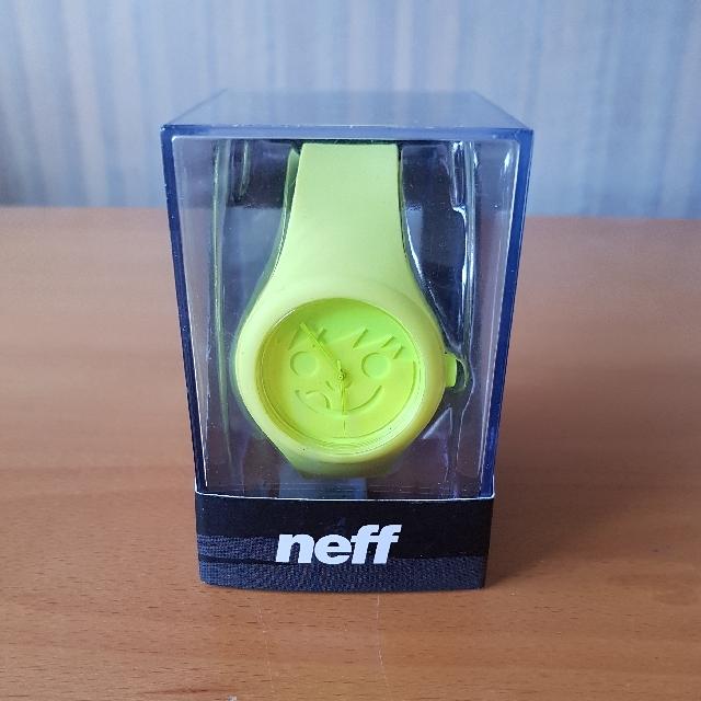 NEFF Watch - Unisex Yellow