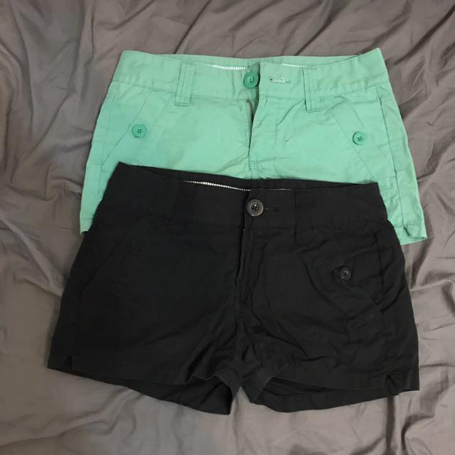 NET短褲