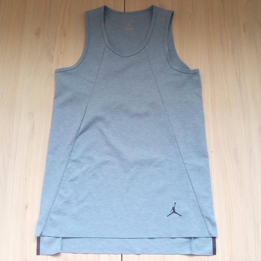 Nike Air Jordan Tech 籃球 背心 L號