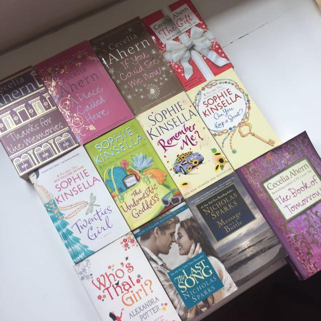 Novels / Books