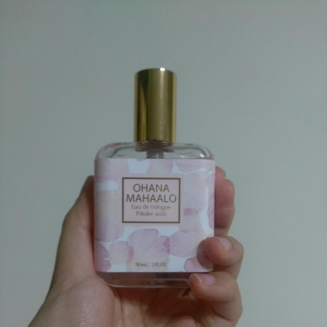 OHANA MAHAALO 日本香水