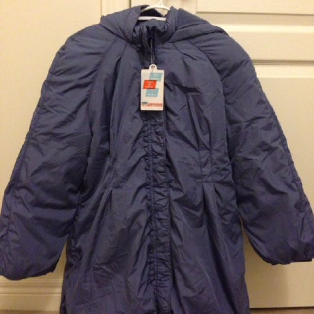 old navy winter jacket
