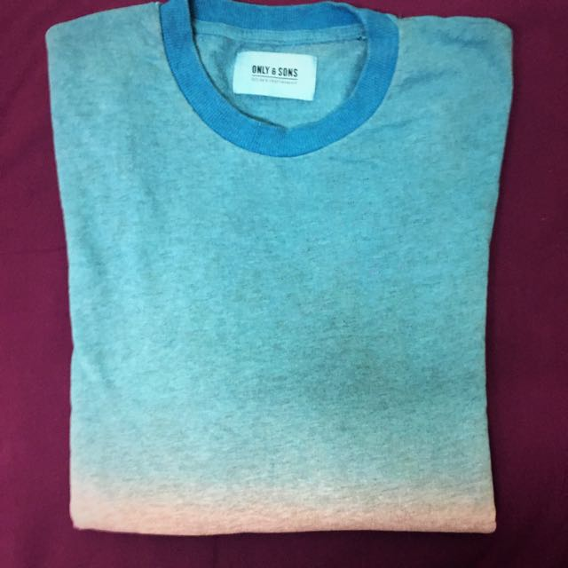 Only and Sons Men Sweatshirt Like New