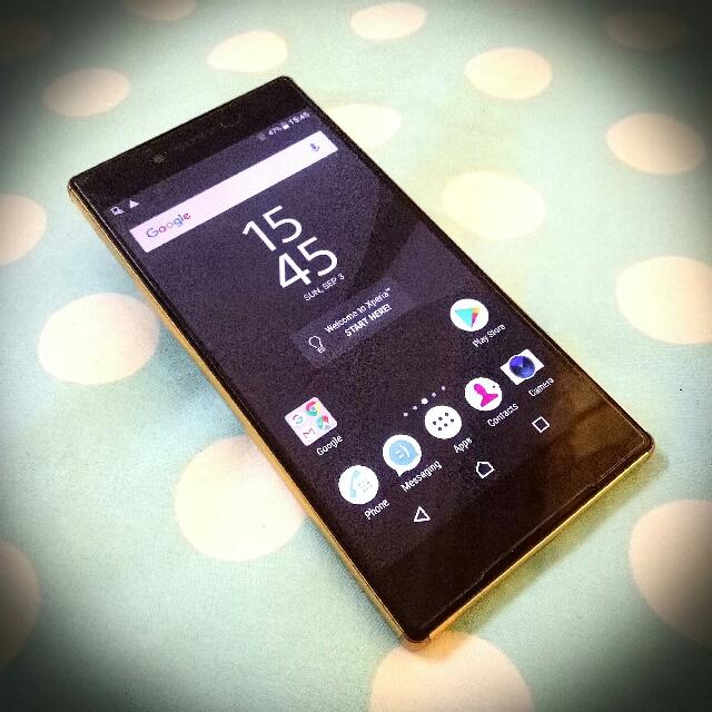 Sony Xperia Z5 Premium Dual E6883 Gold Gold 32GB Lazada Source · SONY XPERIA Z5 PREMIUM DUAL BACK COVER ORIGINAL Murah Source