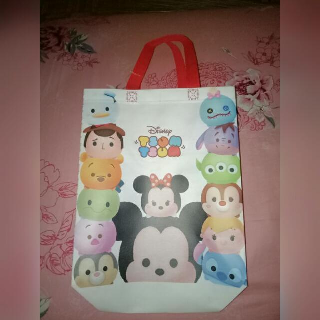 Paperbag Tsum Tsum