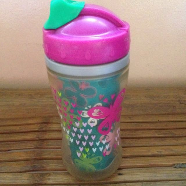 Playtex insulated straw tumbler
