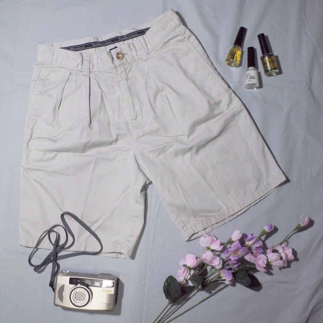 Polo & Ralph Lauren - High Waist Shorts