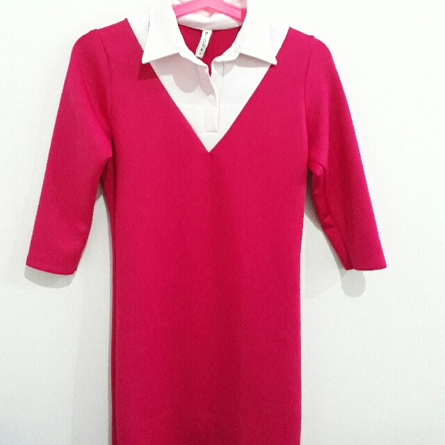 Preloved Pink Dress