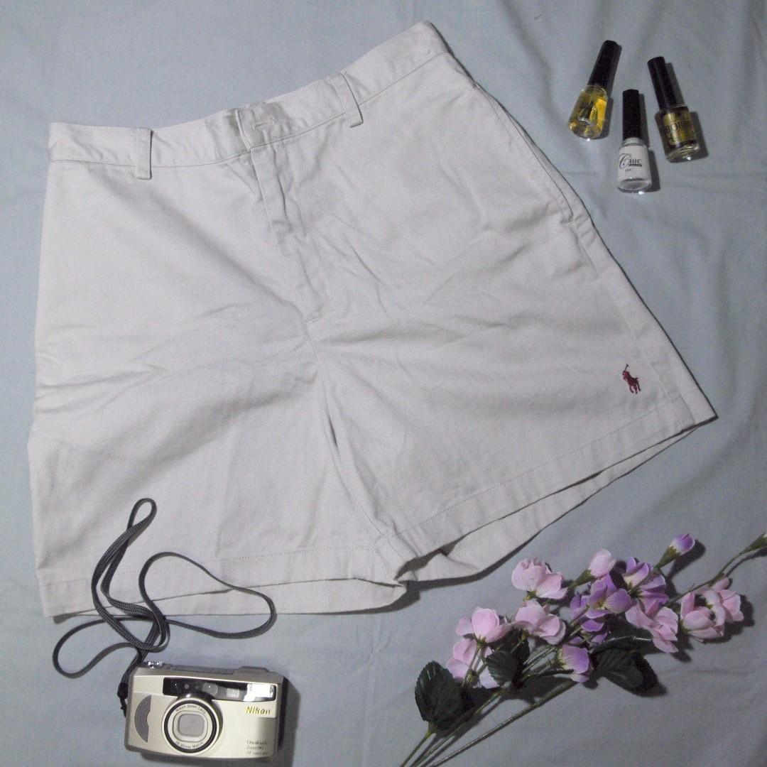 Ralph Lauren Sport - High Waist Shorts