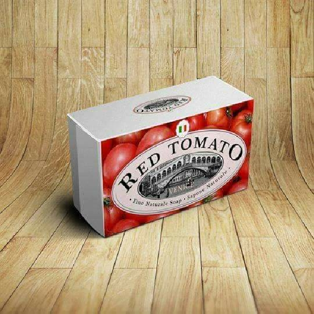 Red Tomato Soap By Venice