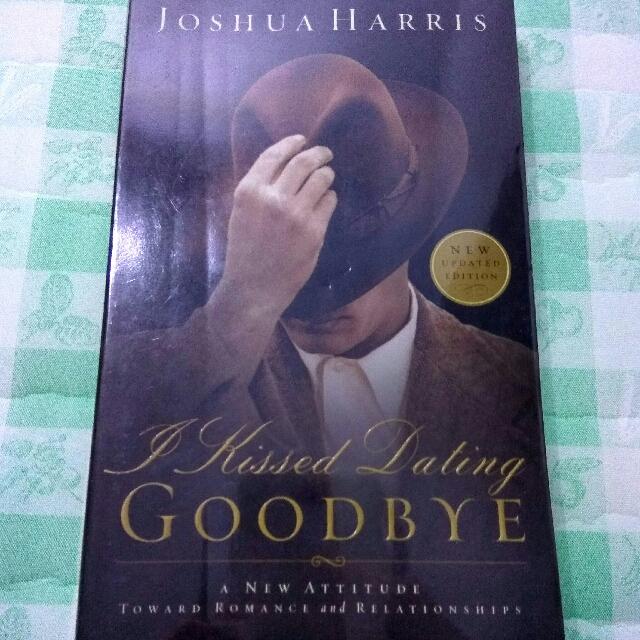 Kiss dating goodbye christian book