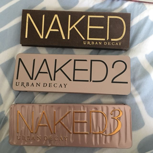Replica Urban Decay Naked Palettes