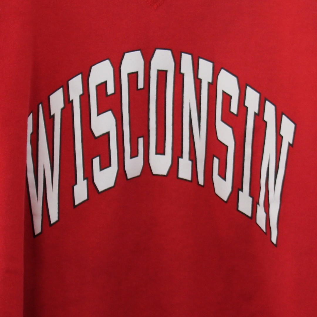 Russell Athletic Wisconsin Sweatshirt (XL)