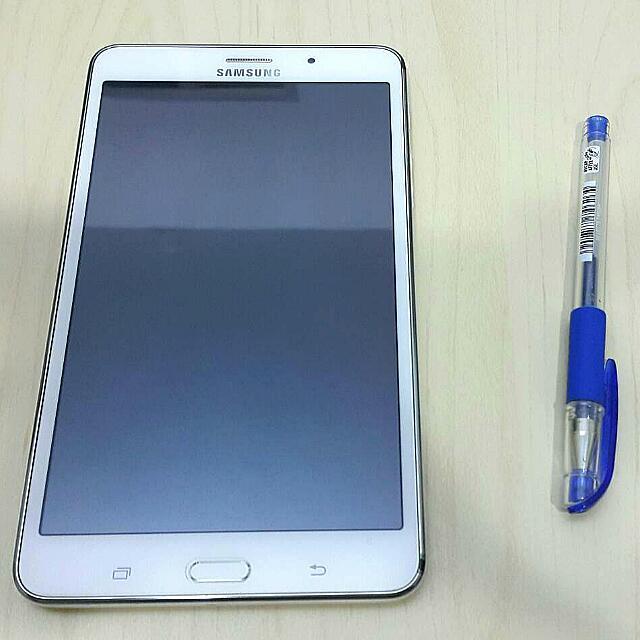 Samsung Tab4 手機平板 (不附任何配件)