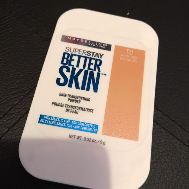 Skin transforming Powder