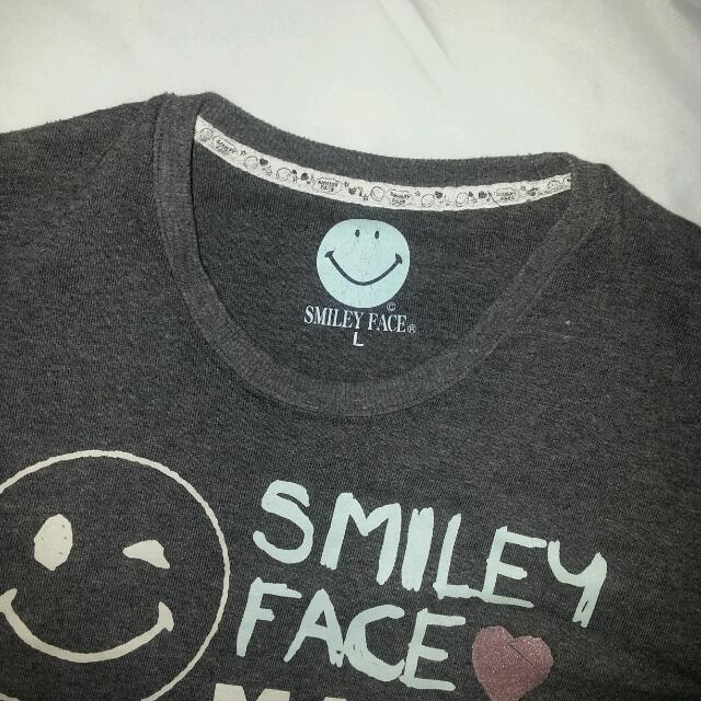Smiley Sweater (Repriced)